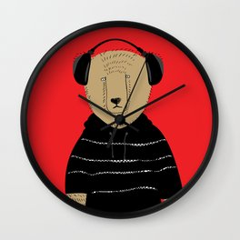 Hibernation Mode Wall Clock