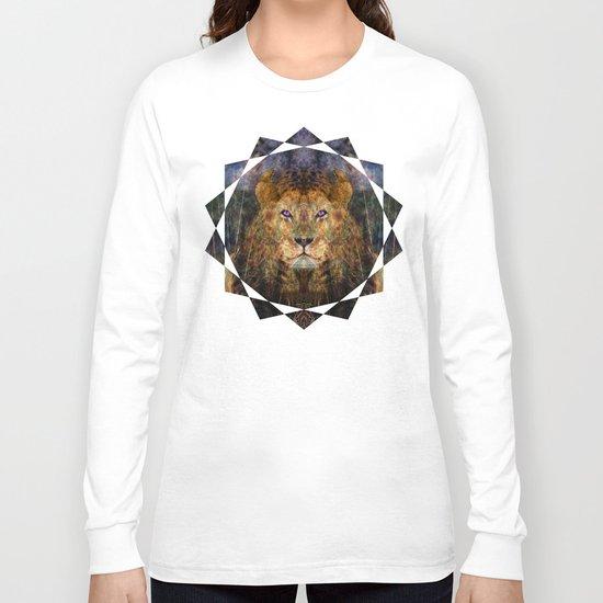 Pacific Lion Long Sleeve T-shirt