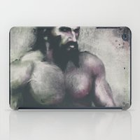 "dragon age inquisition iPad Cases featuring Dragon Age Inquisition - Blackwall by Barbara ""Yuhime"" Wyrowińska"