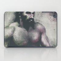 """dragon age iPad Cases featuring Dragon Age Inquisition - Blackwall by Barbara """"Yuhime"""" Wyrowińska"""