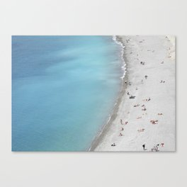 Nice in June Canvas Print