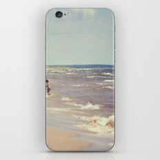 End Of Summer #2 iPhone & iPod Skin