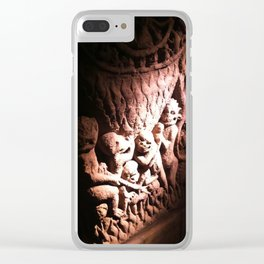 Strait is the Gate Clear iPhone Case
