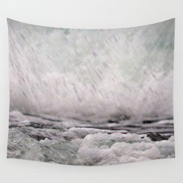 Under the Crashing Wave Wall Tapestry
