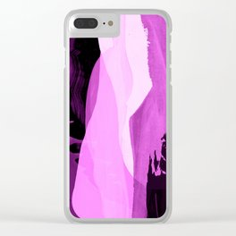 Neoneon Clear iPhone Case