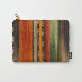 Boho Stripes Carry-All Pouch