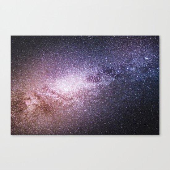 Take me to Mars Canvas Print