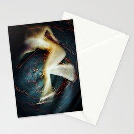 Cozmogonizm Series #60, Color Film, Analog, Art Photo, NUDE Stationery Cards