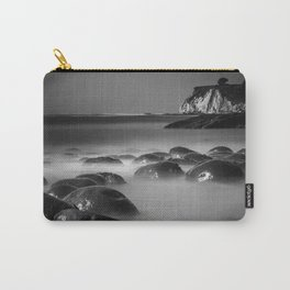 Exposed Bowling Ball Beach Northern California Carry-All Pouch