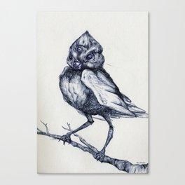Do not kill the mockingbird Canvas Print