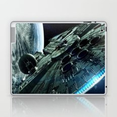 Milleniuim Falcon Laptop & iPad Skin
