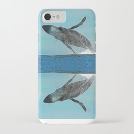 A WHALE OF A TIME iPhone Case