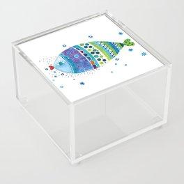 Fish3 Acrylic Box