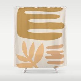 flea market Shower Curtain