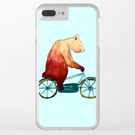 UnBearable Clear iPhone Case