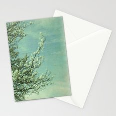 Today before the Gray Stationery Cards