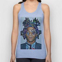 Basquiat Unisex Tank Top