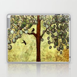 Two Birds and Their Favorite Tree Laptop & iPad Skin