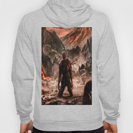 Defiant To The End Hoody
