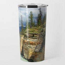 Sand Cliffs Travel Mug
