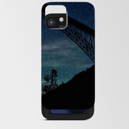 Blanket Of Stars iPhone Card Case