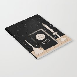 Bell, Book & Candle Notebook