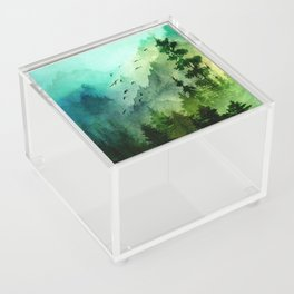 Mountain Morning Acrylic Box