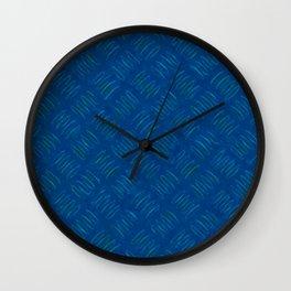 Cuts Wall Clock