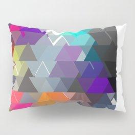 Triangle No. 3 Pillow Sham