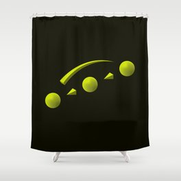 The LATERAL THINKING Project - Avance Shower Curtain