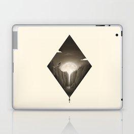 Liquid Moon Laptop & iPad Skin