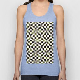 Lovely triangles #01 Unisex Tank Top