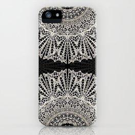 Mandala Mehndi Style G384 iPhone Case