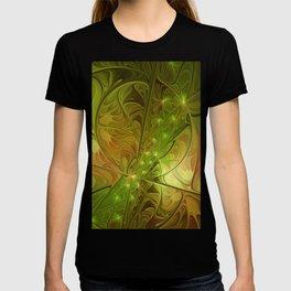 Hope, Abstract Fractal Art T-shirt