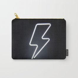 Lightning Bolt (Neon) Carry-All Pouch