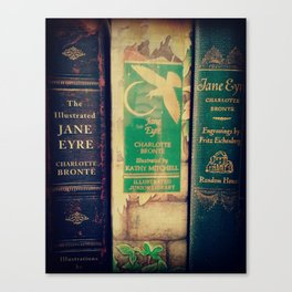 Jane Eyre Canvas Print