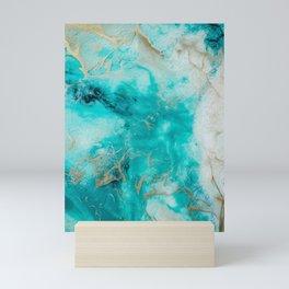 "Tides of Change | ""Sand Bar"" (3) Mini Art Print"