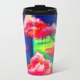 Candy Clouds Travel Mug