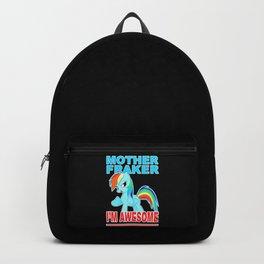 Cute Pony Backpack