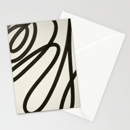 A Sudden Turn Stationery Cards