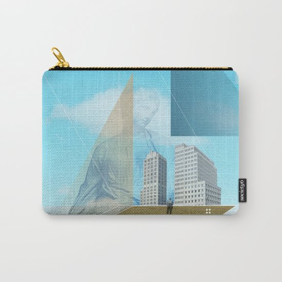 atmosphere 9 · Dreamland - Waiting for Rene Carry-All Pouch