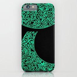 Emerald Solstice iPhone Case