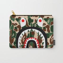 Bape Camo Carry-All Pouch