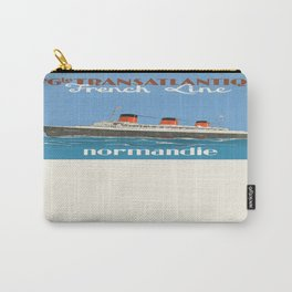 Vintage poster - France Carry-All Pouch