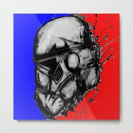 strom trooper Metal Print