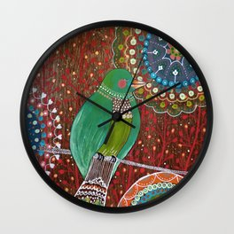 pondichery Wall Clock