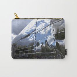 COOL CLASSIC VINTAGE AIRSTREAM Carry-All Pouch