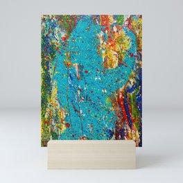 Colour Festival Mini Art Print