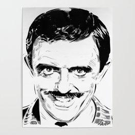 Gomez Addams Poster