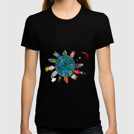 Love the Earth not only on Earth day ! T-shirt
